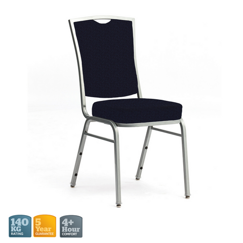 Banquet Conference Chair Black