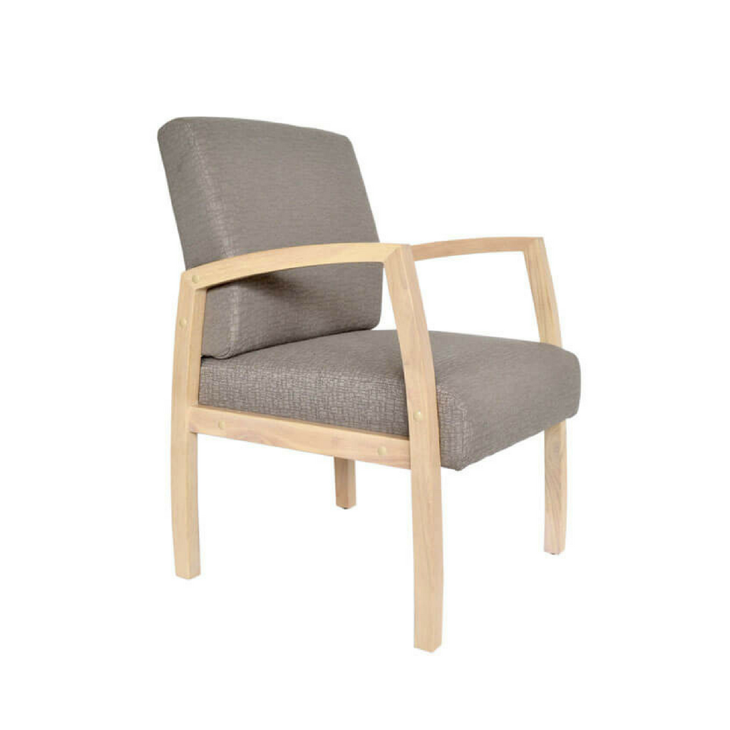 Bella Soft Seating Chair with Arms