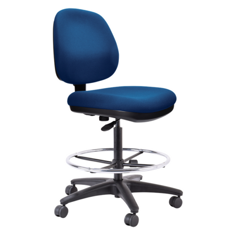 Buro Image Office Chair with Architectural High Gas Lift