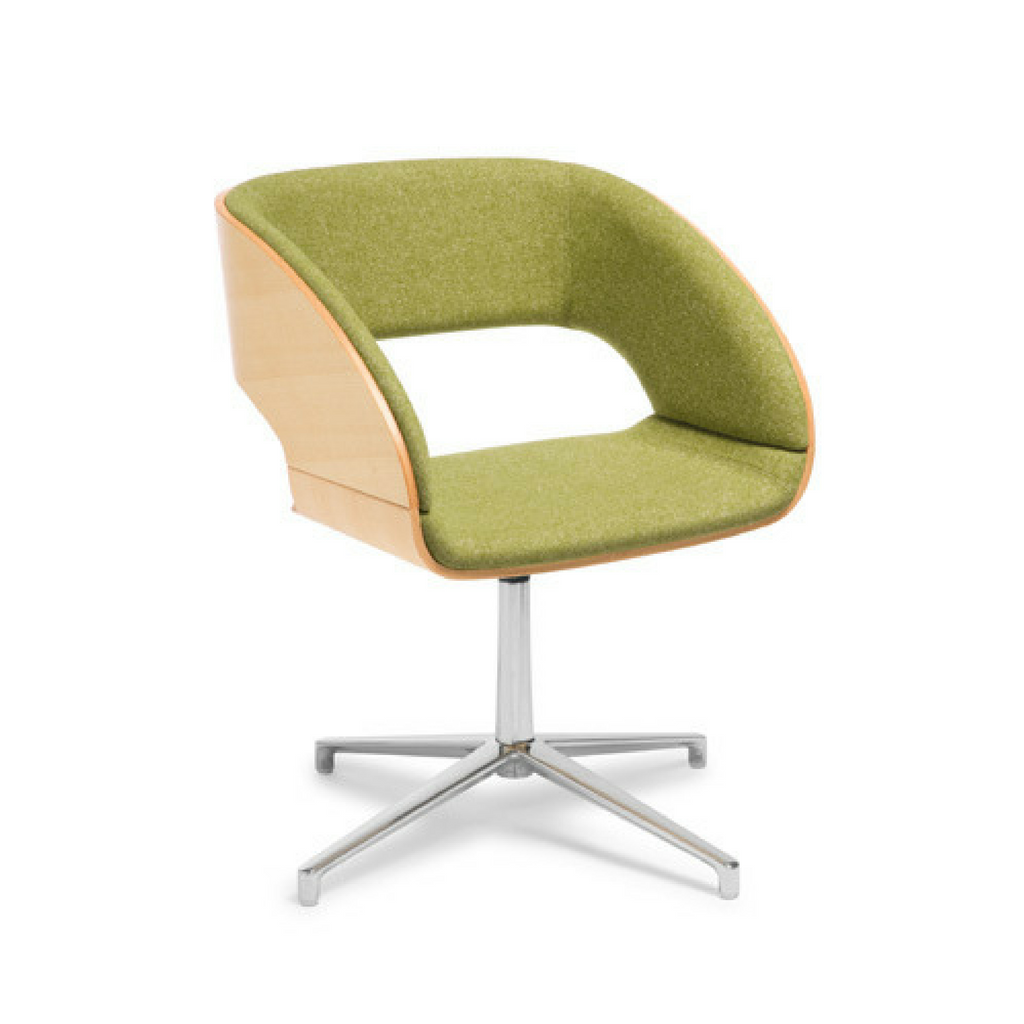 Charlotte Chair - available now from Workspace Direct