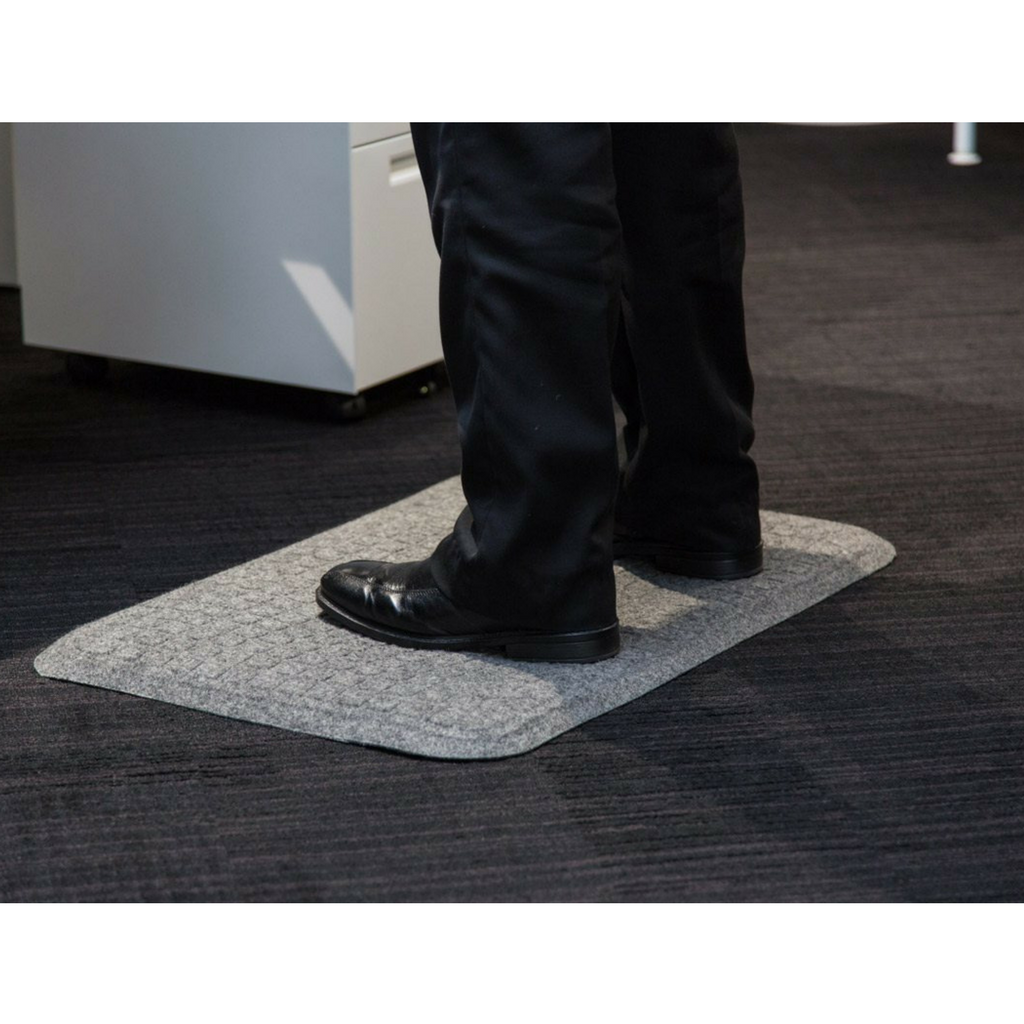 Energise Anti Fatigue Mat Grey 810x560mm