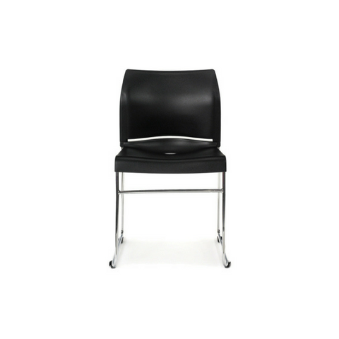 Buro Envy Chair Chrome - available now from Workspace Direct