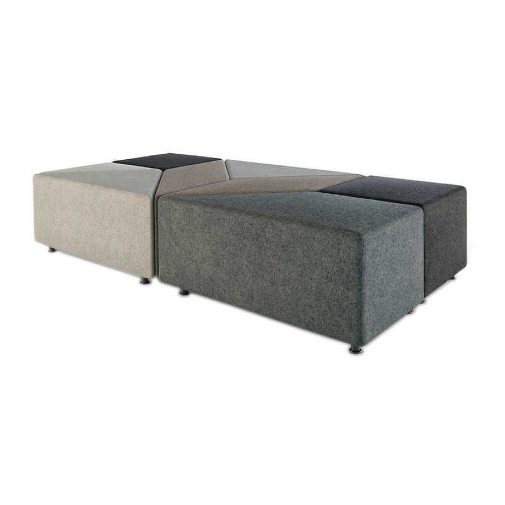 Eight By 4 Soft Ottoman Seating