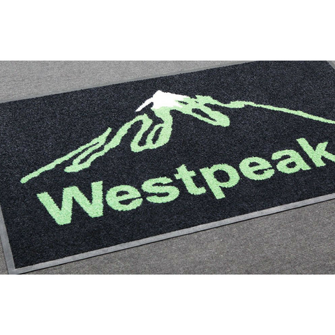 Entry Mat Custom Printed with your Logo