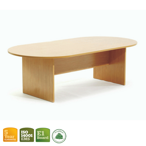 Ergoplan Boardroom Table Tawa 2400mm