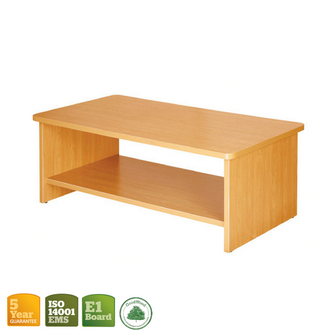 Ergoplan Coffee Table Tawa 1200mm