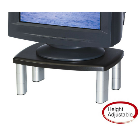 Monitor Stand 3M MS8OB Adjustable Height