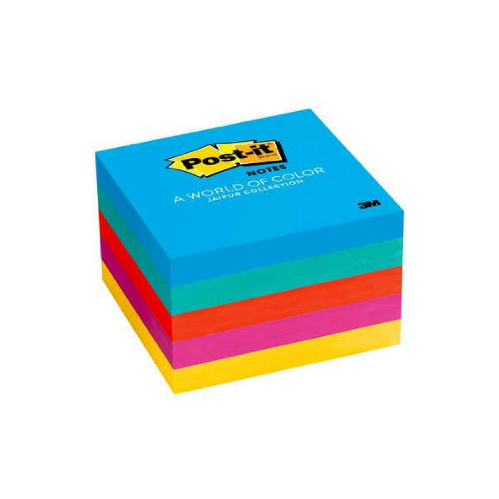 "Post It Notes 654 3x3"" Jaipur 5/pkt"
