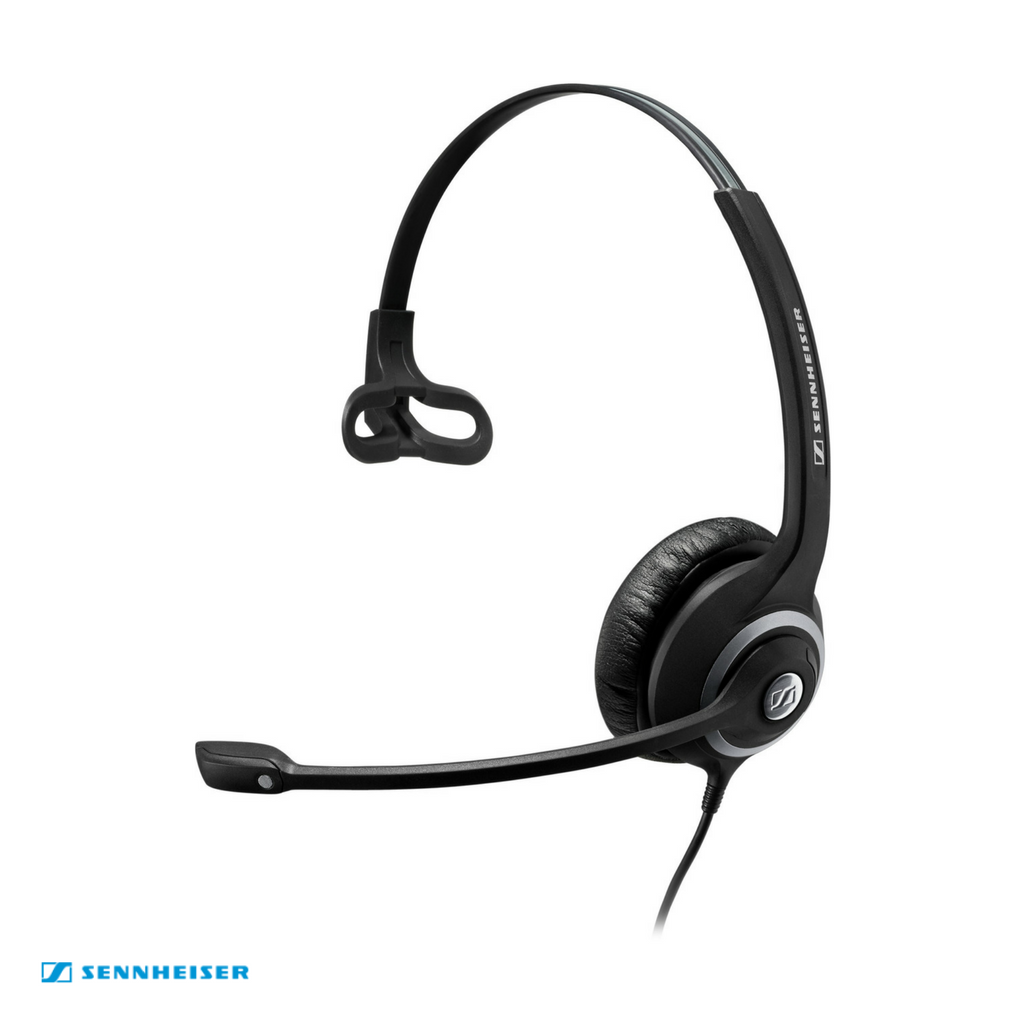 Sennheiser Circle™ SC 230 Monaural Wired Headset with Noise-Cancelling Mic