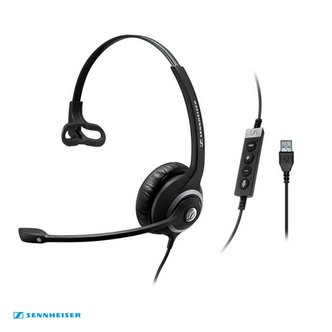 Sennheiser Circle™ SC 230 USB Controll II Monaural Wired Headset