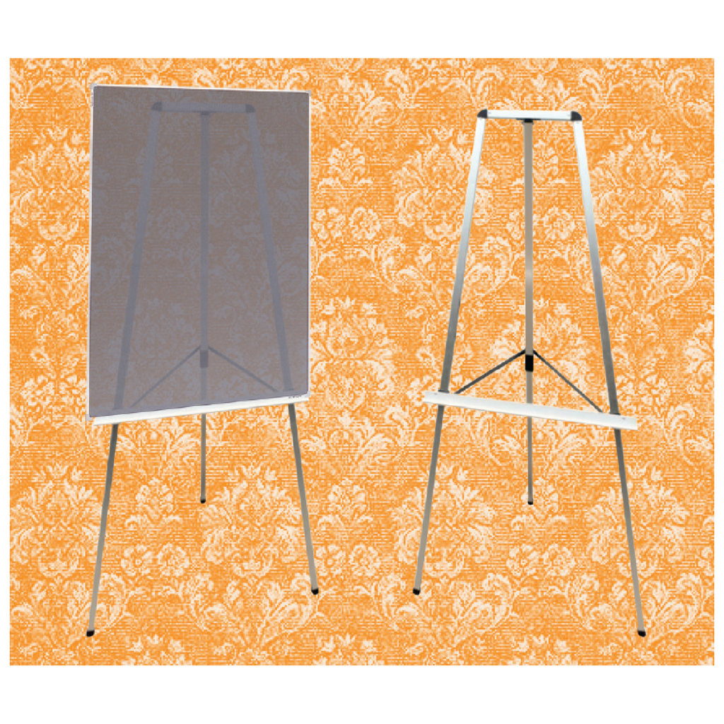 Tripod Easel with Telescopic Legs