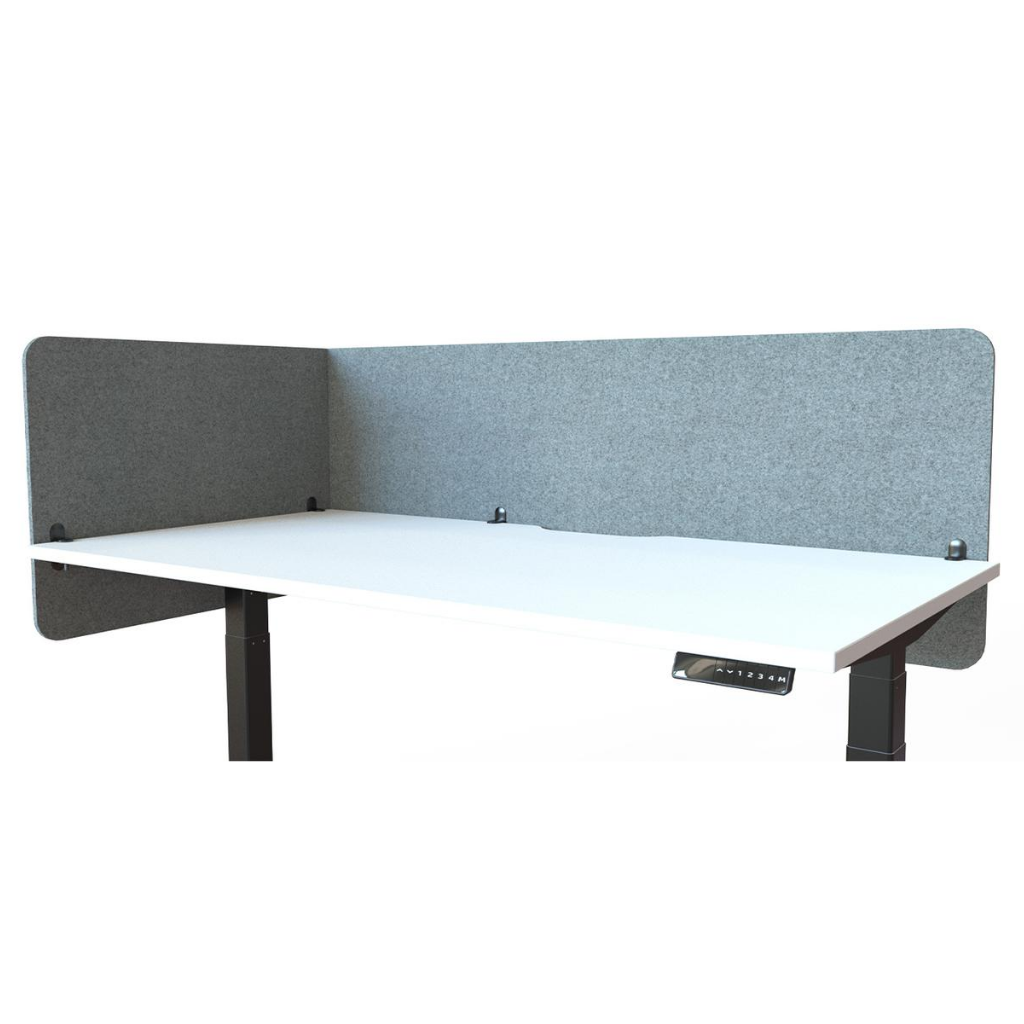 Acoustic Vicinity Haven Desk Mounted Screen