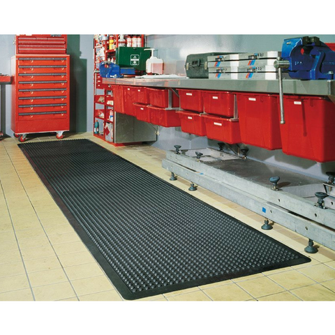 WorkZone Ozone General Purpose Industrial Black Mat Sold Per Metre