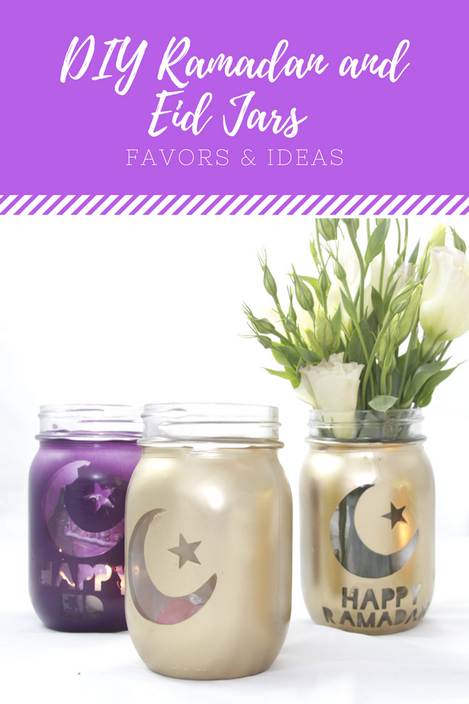 DIY Ramadan and Eid Jars --