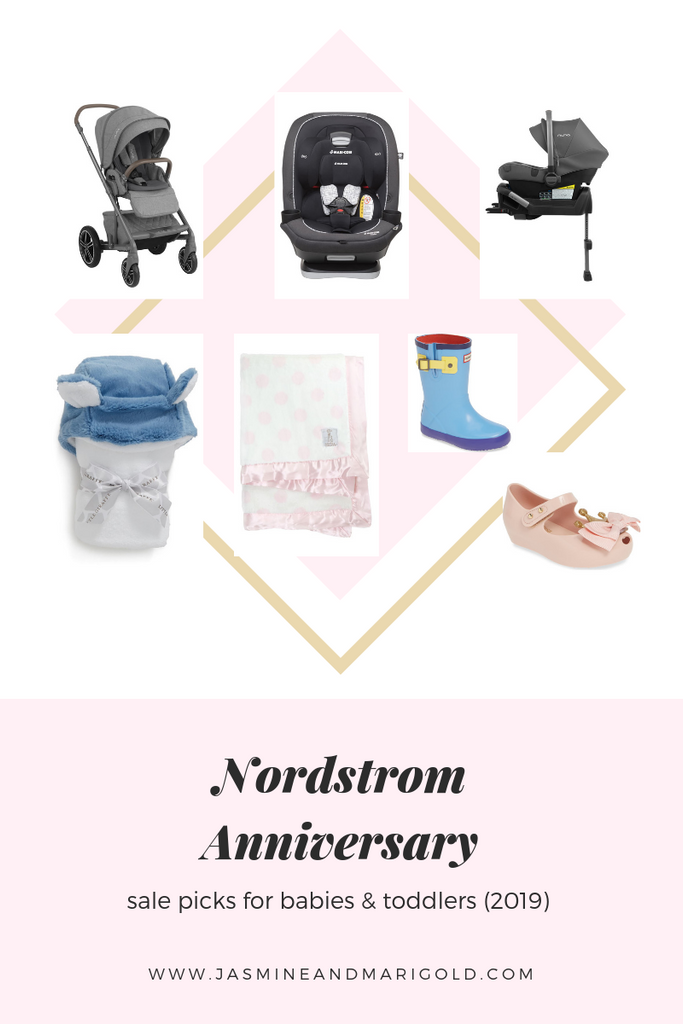 Seven Picks from the 2019 Nordstrom Anniversary Sale - Perfect for Families!