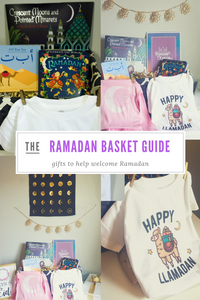 A New Ramadan Tradition - The Ramadan Basket