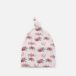 Personalized Arabic Baby Name Hat  - Floral