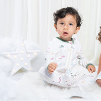 LUXE LINE: Arabic Alphabet Sleeper for Infants and Toddlers