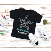 Ramadan Blessed Month - toddler (2020) PRESALE