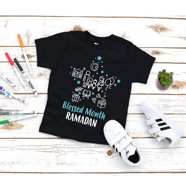 Ramadan Blessed Month - toddler (2020)