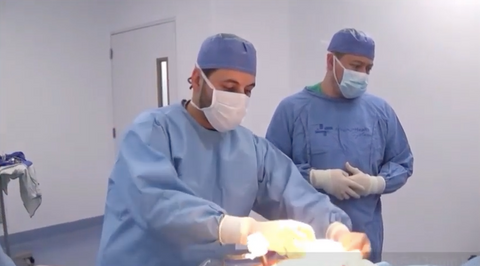 Gastric Sleeve Surgery performed by Dr. Jalil Illan and BariatricPal Team MX