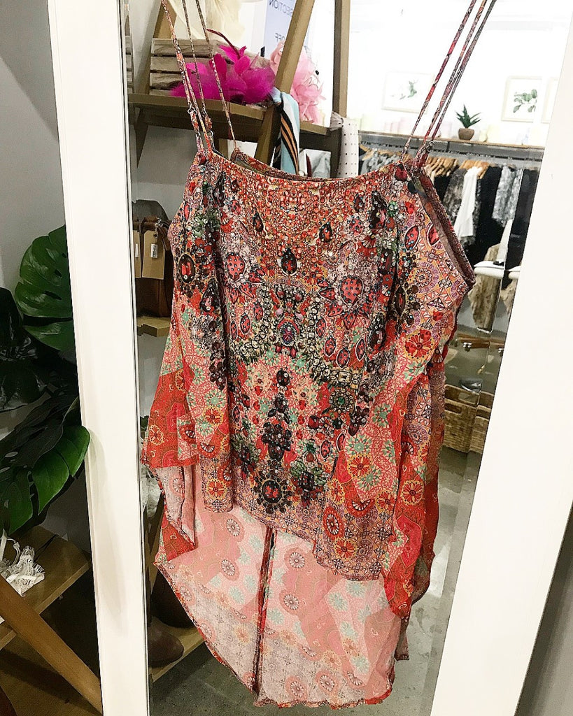 ROSE CAMI - Lily and Fox Boutique