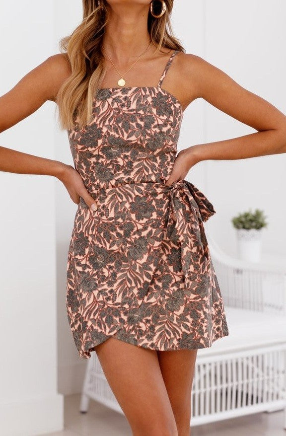 KEEKE DRESS - Lily and Fox Boutique