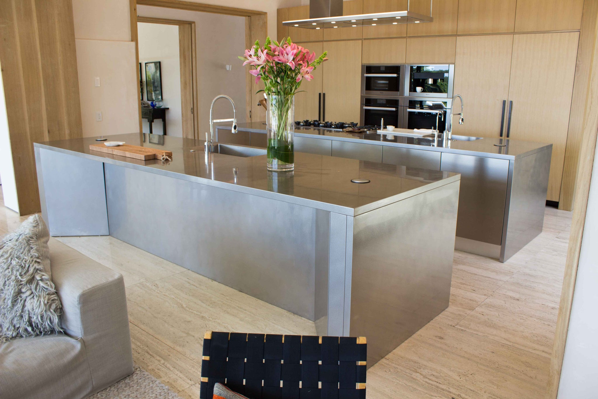 High Quality All Island Doors Have Electric Opening And Are U201chandle Free,u201d For Your  Convenience. Here, We Have Added Some Features Such As A Welded Sink And  Hidden ...
