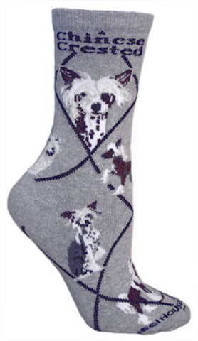 Airedale Terrier Socks for Men and Women - Black Only - Made in USA - Dog Footwear