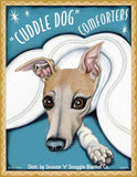 Italian Greyhound - Dog Print