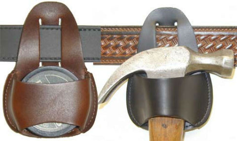 X-Large Leather Knife Case - Made in South Carolina, USA