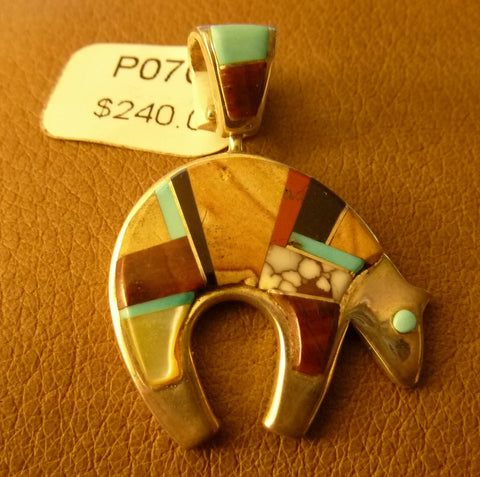 Native American Jewelry - Sterling Silver, Turquoise, Coral and Jet Sun Ring - Many Sizes - Hand Made in USA