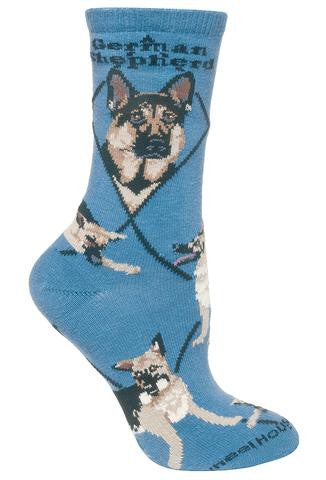 Brittany Spaniel Socks for Men and Women - Gray or Taupe - Made in USA - Dog Socks
