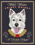West Highland White Terrier - Dog Print