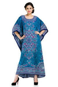 Long sleeve soft caftans