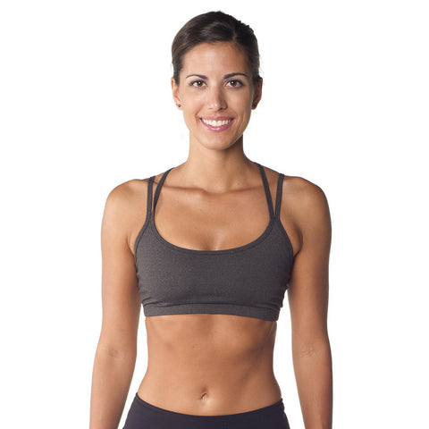 Confidence is Beautiful Sports Bra - Adult