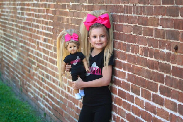 255bae79cd9 DOLL Pin-Ups Pony and matching shirts – Pin-Ups - Ponies with a Tease
