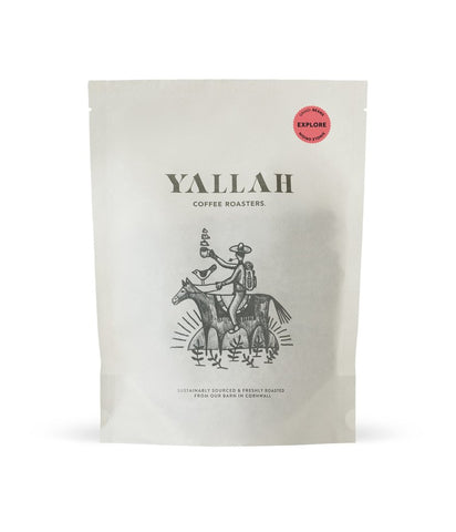 Explore, single origin coffee, Yallah Coffee, sustainable, sustainably roasted