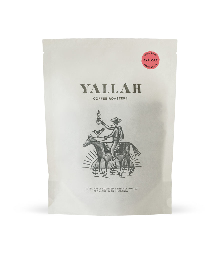 DEBEKA FARM // ETHIOPIA, single origin coffee, Yallah Coffee, sustainable, sustainably roasted