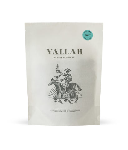 LAS COTORRAS // MEXICO, single origin coffee, Yallah Coffee, sustainable, sustainably roasted