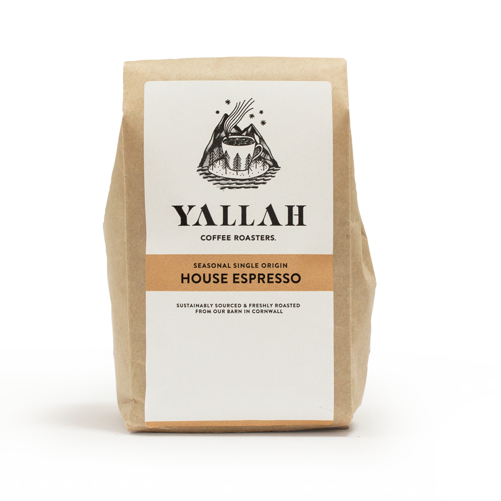 HOUSE COFFEE SUBSCRIPTION, single origin coffee, Yallah Coffee, sustainable, sustainably roasted