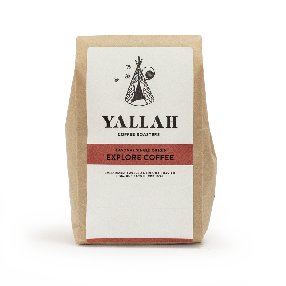 FINCA BETHANIA // NATURAL, single origin coffee, Yallah Coffee, sustainable, sustainably roasted