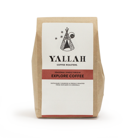 KULI GAP NATURAL  // PAPUA NEW GUINEA, single origin coffee, Yallah Coffee, sustainable, sustainably roasted