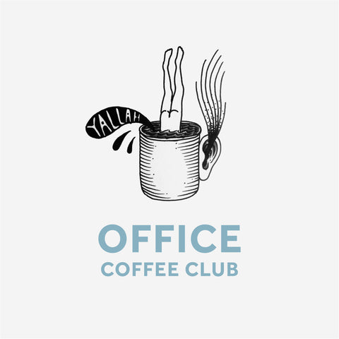 OFFICE COFFEE CLUB, single origin coffee, Yallah Coffee