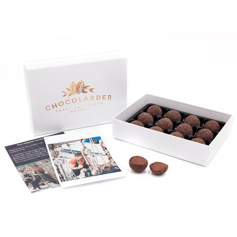 SAIL SHIPPED MOCHA TRUFFLES, single origin coffee, Yallah Coffee, sustainable, sustainably roasted