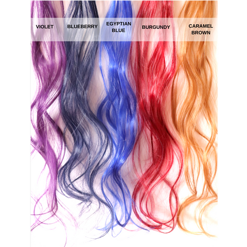 Wavy ClipIn Extensions