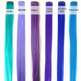 Transform your hair, Transform your Life. Single shade ClipIn Extensions.