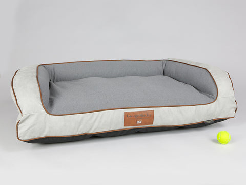 Ashurst Dog Sofa Bed - Ash, Large