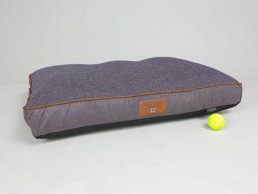Hursley Mattress Bed - Vineyard / Violet, Large - 100 x 70 x 10cm