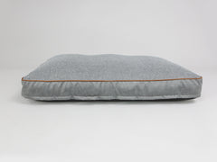 Axford Mattress Bed - Graphite / Cloudburst, Large - 100 x 70 x 10cm